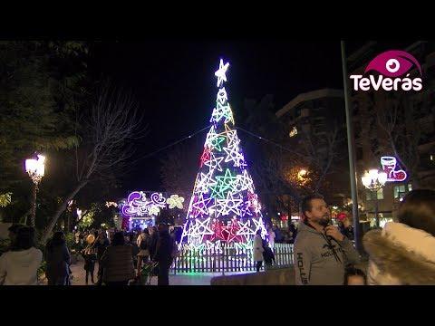 Ya es Navidad en Puertollano