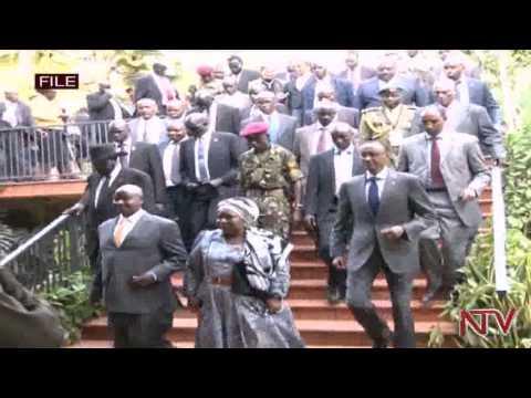 Resolving South Sudan strife top agenda at Salva Kiir, Museveni meeting