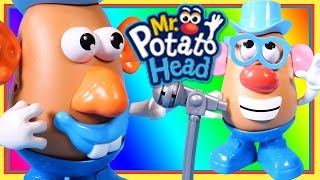 Mr Potato Head Deluxe Case Play Set Toy Story | Wonder World TV