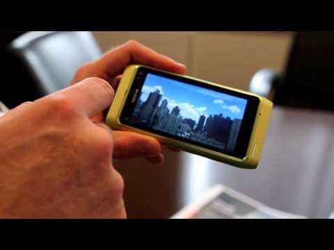 Nokia N8 Preview and Demo Video