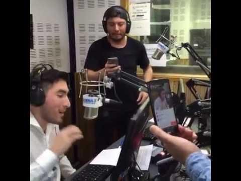 Damian Cordoba show en radio popular 9/6