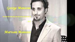 George Mansour  Muisc live 2
