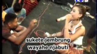 DANGDUT Koplo Kondera New 2014 Ine & MR X Kebelet Hot Sexi