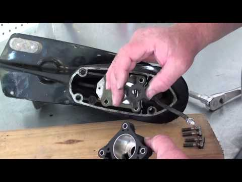 Honda 9.9HP - 15HP Outboard Water Pump Replacement
