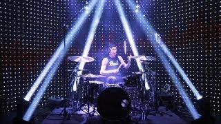 download lagu Bassnectar - Lights Remix - Drum Cover - Ellie gratis