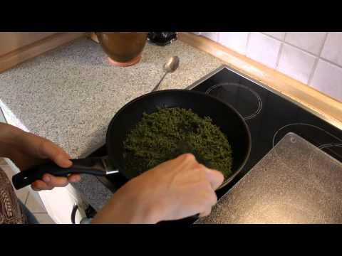 Brennnessel Crossies - Pralinenherstellung - Pralinen Selber Machen - Dietlinds Kräuter Küche