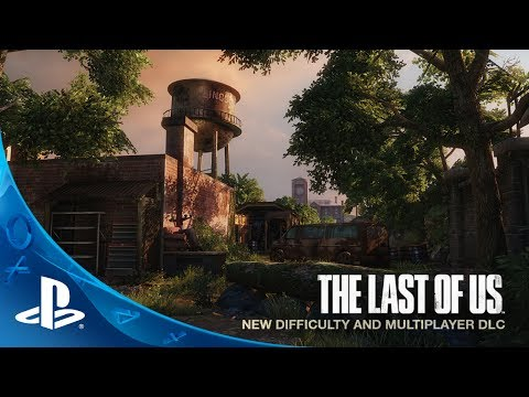 The Last Of Us Trailer Looks At Reclaimed Territories Maps - The last of us new maps