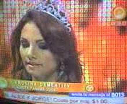 Miss Panama 2008