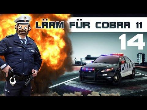 Lärm mit Cobra 11 - #014 - Gefahr im Beruf [FullHD] [deutsch]
