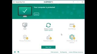 Kaspersky  Antivirus 2018 Free  for 1 year,  365 days (legal)