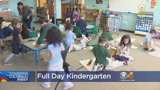 State Board Of Education Weighs In On Polis's Plan For Full-Day Kindergarten