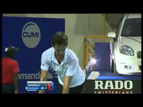 ACO 2014 - Day7: Singles Final Highlights: S WAWRINKA vs E ROGER-VASSELIN