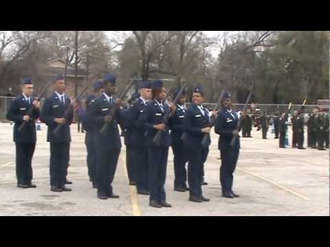 Robert E. Lee High School JROTC  Montgomery AL