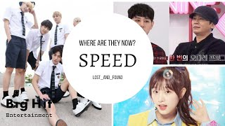 SPEED where are they now?