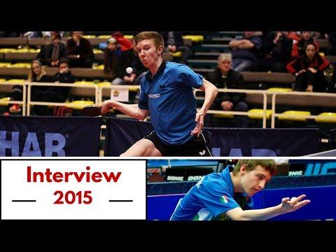 LAMBIET Florent - MUTTI Leonardo Final + Interview Belarus open 2015 U21 Final
