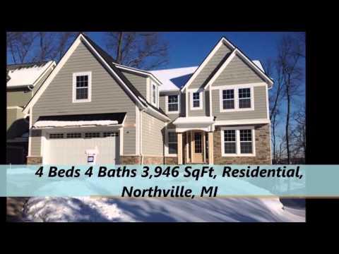 MARK Z New Construction Homes Northville