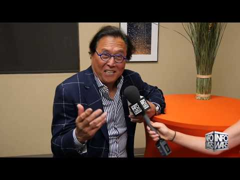 Rich Millennial Poor Millennial - Robert Kiyosaki Interview