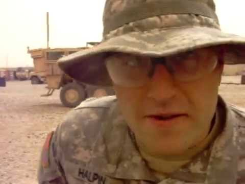 US Soldiers in Iraq - The Ding Dong Song