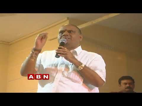 Clashes between Minister Ayyanna Patrudu and Ganta Srinivasa Rao | Inside