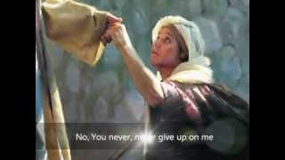 Never Give up on me - Josh Bates