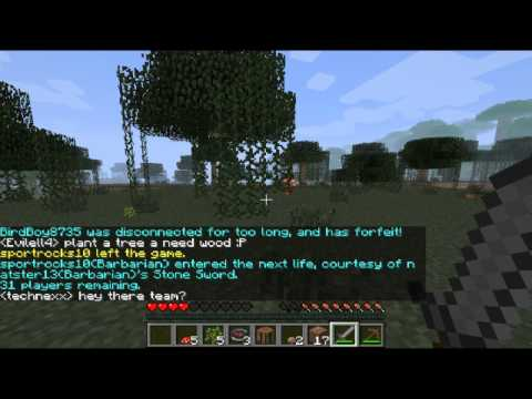 MCPVP Kit Review   #1   CHEMIST   Minecraft Hunger Games