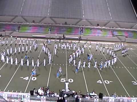2010 Princeton High School Marching Band Storm!