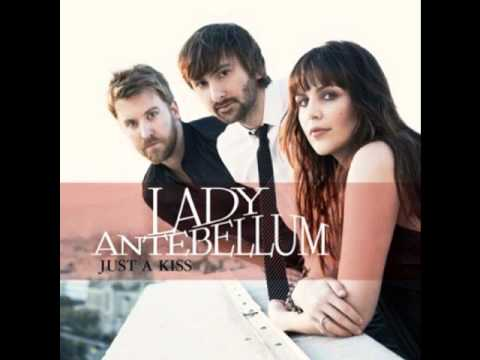 Lady Antebellum - Just A Kiss (music Video) video