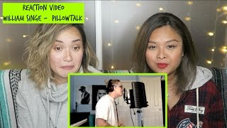 Download Lagu Reaction Video - William Singe Covers Pillowtalk by Zayn Gratis STAFABAND
