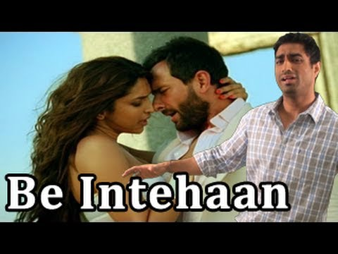 'Be Intehaan' Race 2 Song Video - Preview