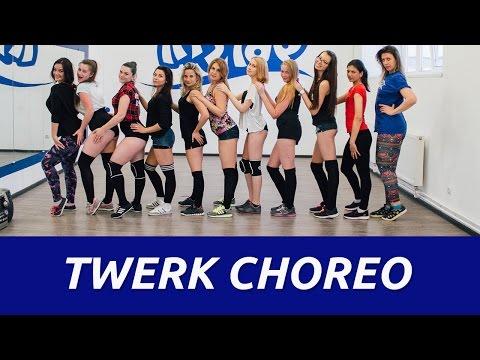 Krizz Kaliko - Girls like that | Twerk choreo | Inside Dance Studio | Смоленск