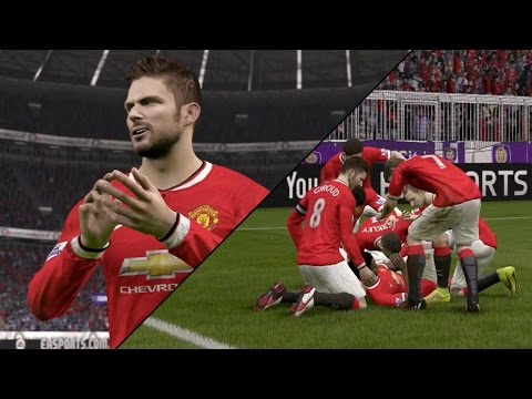 FIFA 15 Ultimate Team - The Meaty French Forehead of Olivier Giroud!