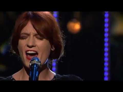 Florence + The Machine - Shake It Out (Live at Skavlan 2011)