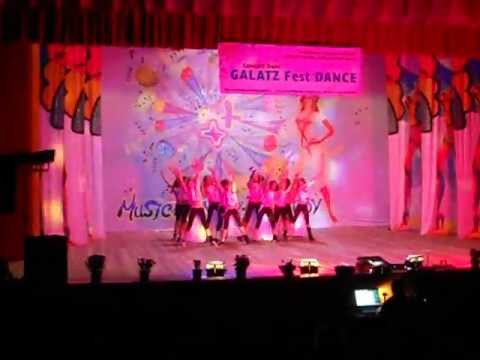 Dance to the Beat Constanta - Galatz Fest Dance 2012