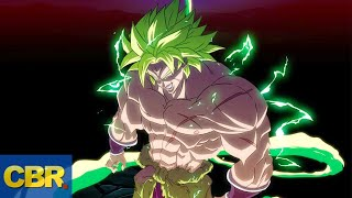 Dragon Ball Super Broly Movie New Information Revealed