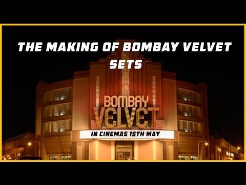 The Making Of Bombay Velvet Sets I Anurag Kashyap
