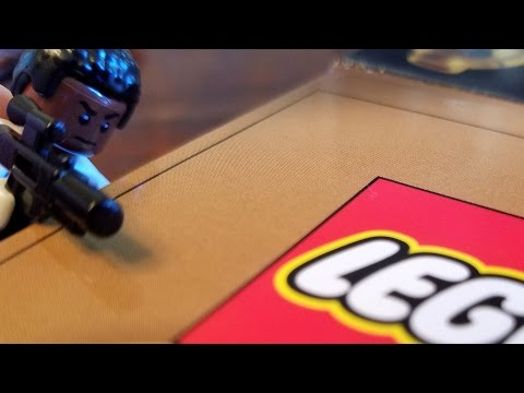 UNBOXING of LEGO SOMETHING by Classic Game Room