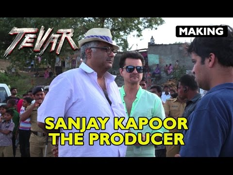 Making Of (Tevar) | Producer's Cut | Sonakshi Sinha & Arjun Kapoor