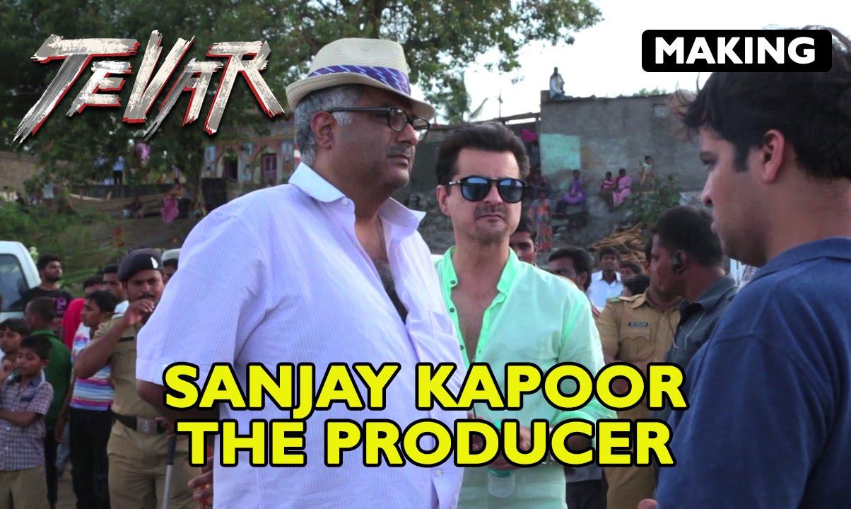 Sanjay Kapoor Producer Sanjay Kapoor The Producer