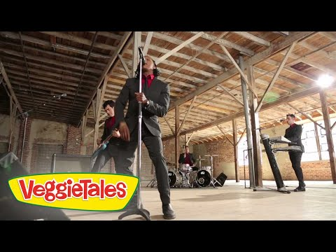 The League of Incredible Vegetables (Theme) - Newsboys