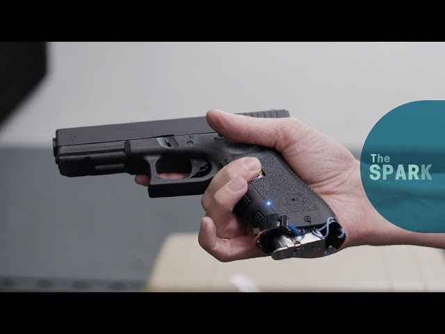 This Smart Gun Could Save Lives