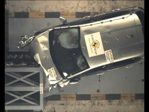 Euro NCAP | Peugeot 208 | 2012 | Краш-тест