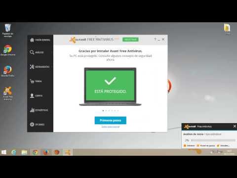 Avast Free Antivirus 2015 el mejor antivirus del mundo original