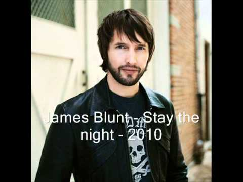 James Blunt Stay The Night Album James Blunt vs Train Stay