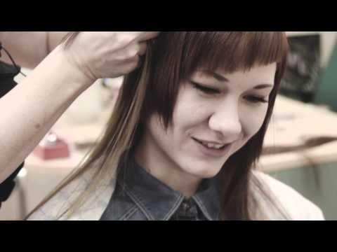 Небольшая перемена Надя и Дима  Наращивание волос
