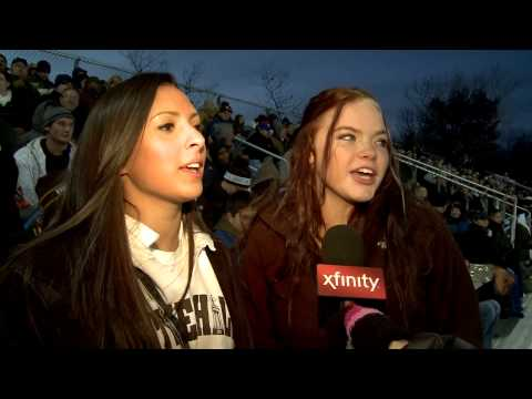 Joliet Catholic Academy Hilltoppers vs. Elmwood Park Tigers FB 2012