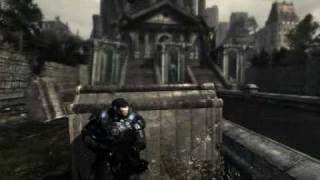 Gears of  War PC gameplay
