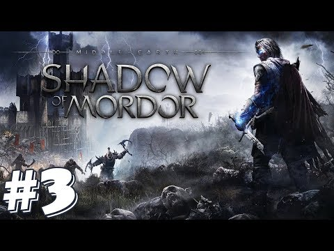 ЗАПИСЬ СТРИМА ► Middle-earth: Shadow of Mordor #3