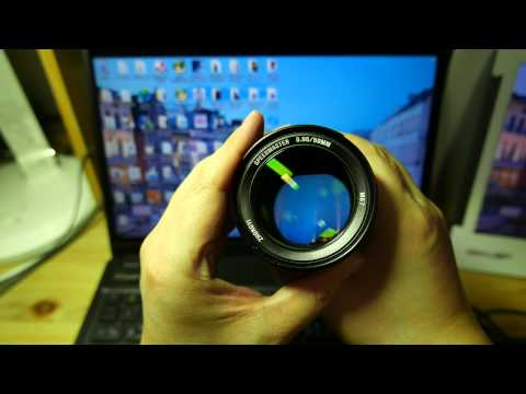 Mitakon 50mm F0.95 Lens Simple Introduction