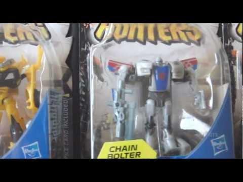 SMU Toys Haul (Transformers Prime Beast Hunters, TMNT & More), 2/7/2013