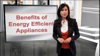 How to be Energy Efficient by Buying the Right Appliances